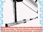 Total Trainer Power Pro 5000XL Home Multi Gym