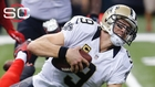 Drew Brees uncertain for Week 3