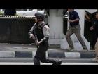 VIDEO 'AMATIR' Suasana Saat Terjadi Baku Tembak di Sarinah (HOT) - Berita 14 Januari 2016