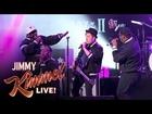 Fall Out Boyz II Men Performs