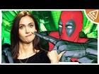 DEADPOOL movie news HOTTER than a chimichanga! (Nerdist News w/ Jessica Chobot)