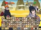 Sasuke vs Pain-Naruto Shippuden Mugen(Sprite fight)
