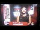 TvJ's E Prime Interviews Sabrina Diva