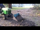 John Deere 318 loader diy