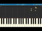 Snootie Wild - Made Me ft. K Camp - Piano Tutorial - Synthesia - How To Play