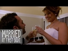 Married at First Sight: The Couples Spend Their First Night Alone Together (S4, E3) | MAFS