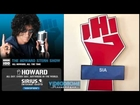 Sia Visits The Howard Stern Show 06.18.14 (Full Interview & Performances)
