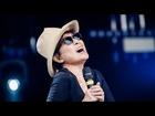 Yoko Ono Plastic Ono Band - Don't Worry, Kyoko at Glastonbury 2014