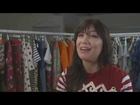 Daisy Lowe's talks House of Holland X Visa Collab at LFW HD