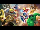 LEGO - Marvel Super Heroes - Cartoon Movies Game
