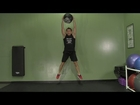 Demolition Medicine Ball Workout - HASfit Medcine Ball Workouts - Medcine Ball Exercises