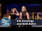 Beth Behrs Raps an Anti-Drug PSA with Kat Dennings