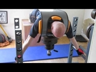 video diary day 10 using ALEC home multi gym
