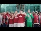 Manchester United/Chevrolet Shirt Reveal TEASER