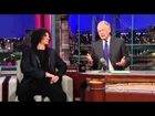 David Letterman 03/02/2011 Part3of4 Late Show with Howard Stern