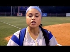 TCC Softball Postgame: SS Ashley Smith