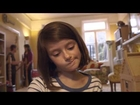 Most Shocking Second a Day Video | Save The Children UK Ad | War Impact on British Young Girl