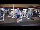 MEDICINE BALL JUMPING JACKS - Exercise Training Video