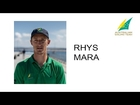 Australian Sailing Team Athlete Profile - Rhys Mara