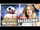 STAR WARS 7 Official Trailer Breakdown! (Nerdist News w/ Jessica Chobot)