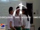 Pakistani college girls fighting
