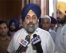 Sukhbir Badal Says Drugs not a problem in Punjab