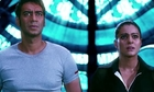 Kajol & Ajay Devgn escape their daughter & the Devtoons - Toonpur Ka Super Hero