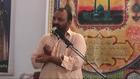 ZAKIR ZAIGHAM ZAKI Majlis Aza 8 june 2014 Imam Bargah Qasr E Ally Imran a.s Dhoke Syedan Bewal