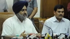 Sukhbir Badal on Issue of Drugs in Punjab