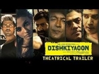 Dishkiyaoon - Official Trailer ft. Harman Baweja, Sunny Deol, Ayesha Khanna 2014 HD