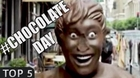 We all love CHOCOLATE (Top 5) - Happy Int'l Chocolate Day!