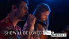 Maroon 5 – She Will Be Loved (Amex EveryDay LIVE)