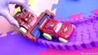 NEW Cars Hydro-Wheels Tractor Tipping, Mack Truck Disney Planes Pocoyo Swiggle Traks Juguete Coches