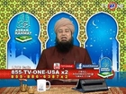 Mufti Muneer's Fatwa on Junaid Jumshaid's Issue - Asrar e Rahmat Dec. 07, 2014