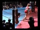 Male vs female pro wrestling (leghook, figure 4 headlock, side headlock, armlock and headscissors)
