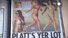 The Sun ne publiera plus de photos de femmes seins nus en page 3