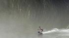 Puerto Escondido :  Brad Domke sur la plus grosse vague jamais surfée en skimboard
