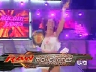 Melina and Victoria vs. Maria and Mickie James