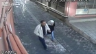 LiveLeak - Brave man saves woman from brutal stabbing